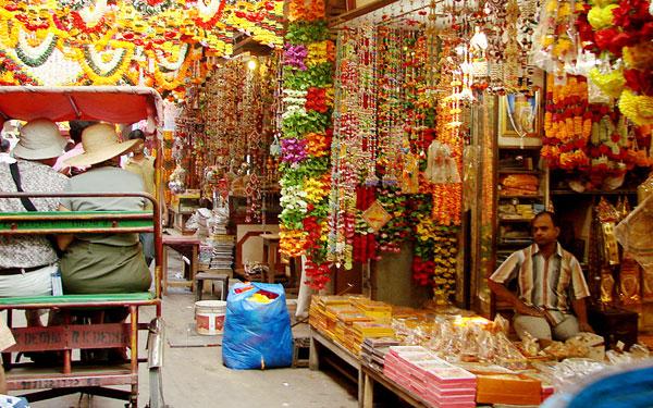 Street Food In Lajpat Nagar