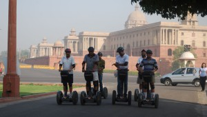 segway in delhi