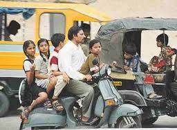scooter rental Delhi