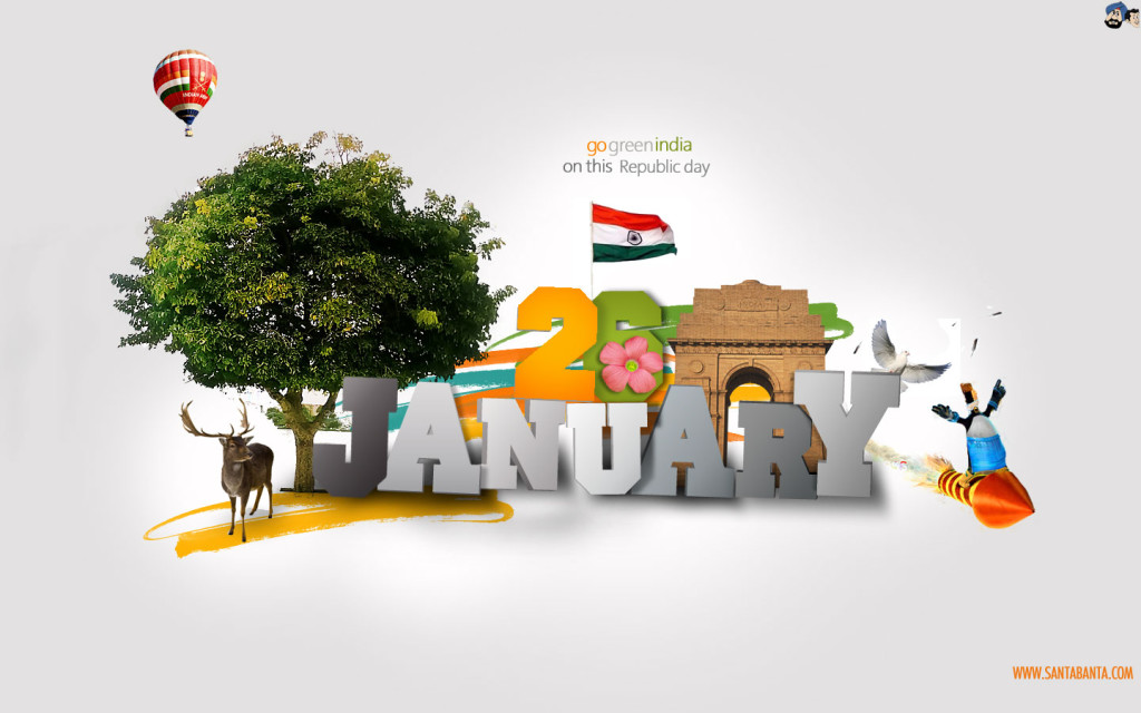 republic day 2 On this republic day 2018, we share a few wishes, messages, whatsapp status and images that you can share with your family and friends right away to celebrate the spirit of a free and democratic.