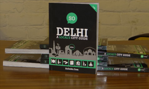 So Delhi Guide Hostels