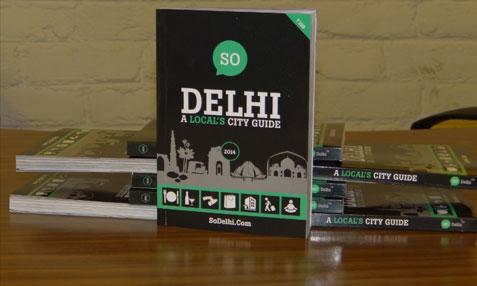 So Delhi Guide Hostels