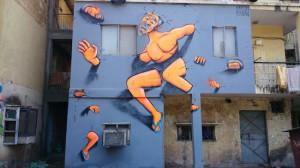Street art shapur Jat