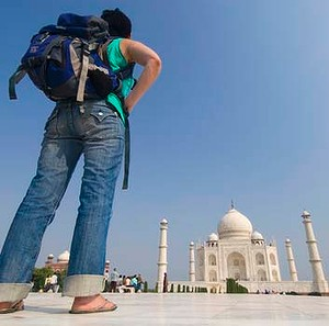 Women travelling alone India