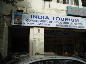fake tourist office