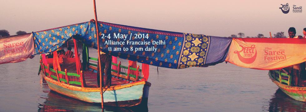 Saree Festival Visit Delhi