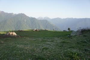 Trek in India