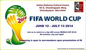 FIFA Italian Embassy