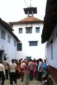 Paradesi synagogue, Cochin