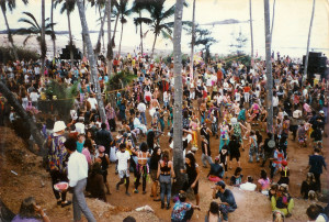 party at anjuna