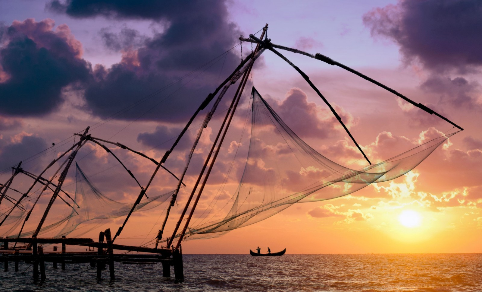 chinese fishing net fort cochin