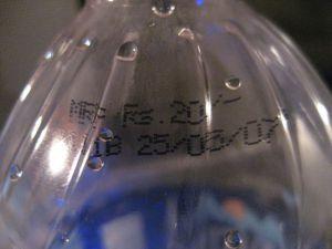 prix eau inde