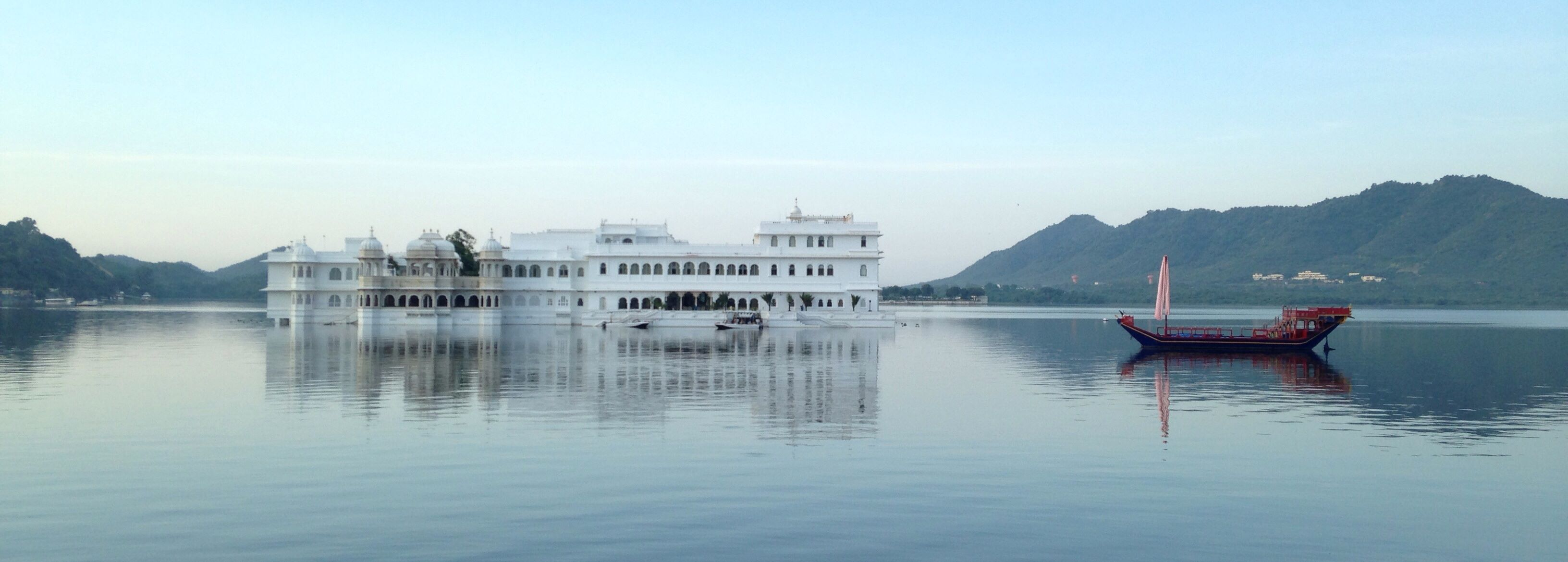 Romantic break in Udaipur