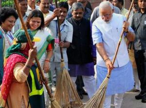 cleaner India