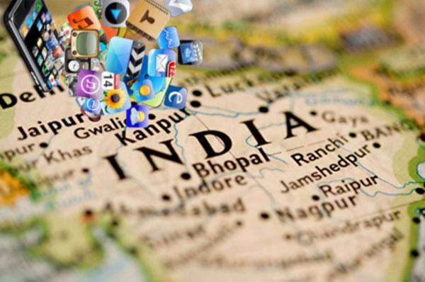 india map app