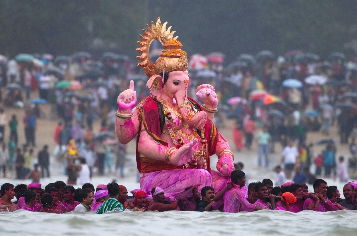 Joyeux Ganesh Chaturthi
