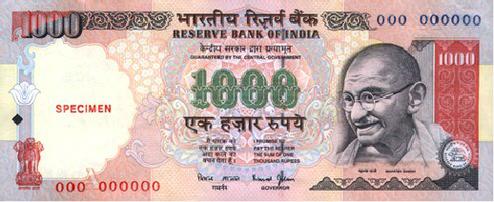 Gandhi INR