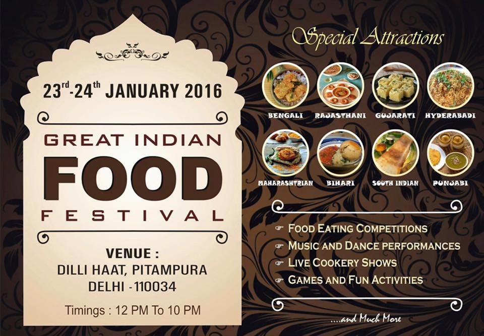 Food festival delhi