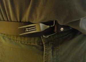 Jugaad: Fork belt